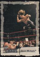 2004 WWE Chaos (Fleer) Shawn Michaels 26