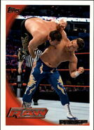 2010 WWE (Topps) Primo 47