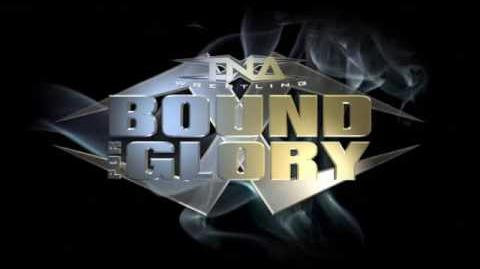 """Bound For Glory Theme By """"Dead By Sunrise"""""""