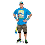 John Cena Throwback Standee