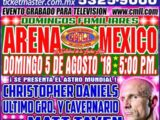 CMLL Domingos Arena Mexico (August 5, 2018)