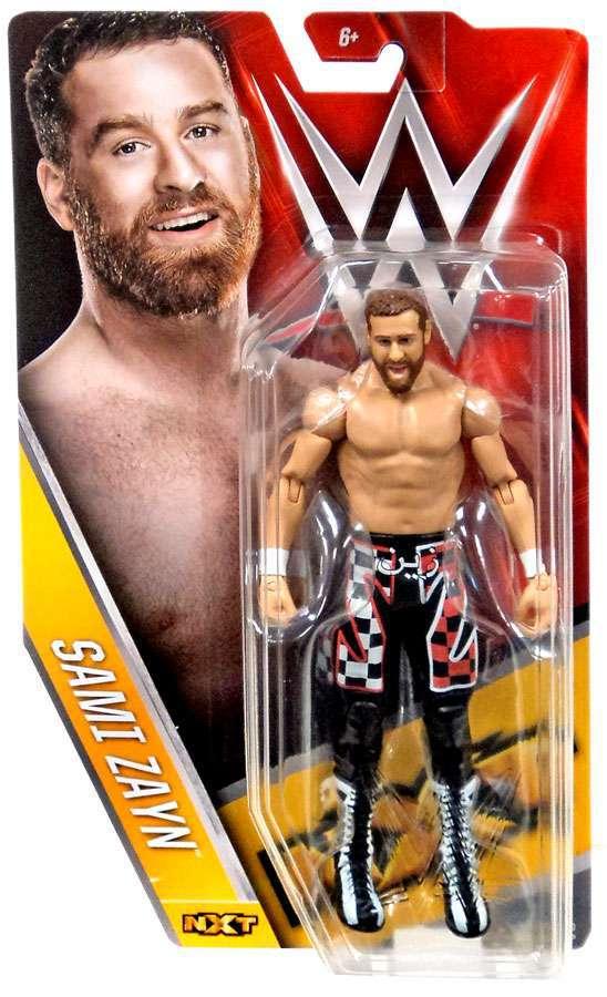 Sami Zayn Wwe Series 61 Pro Wrestling Fandom Powered By Wikia
