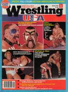 Wrestling USA - Spring 1984