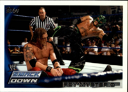 2010 WWE (Topps) Rey Mysterio (No.50)
