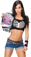 AJ Lee tirle 01October2014