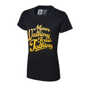 Carmella Moon Walking Trash Talking Women's T-Shirt