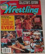 Inside Wrestling - January 1993