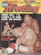 Inside Wrestling - October 1980