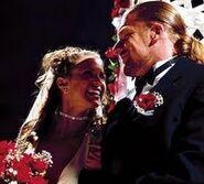 Triple H Wedding