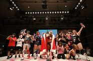 Stardom 5STAR Grand Prix 2017 - Night 9 33
