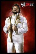 WWE 2K14 Ted DiBiase 1