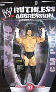 WWE Ruthless Aggression 41 CM Punk
