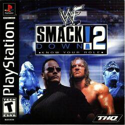 WWF SmackDown! 2のカバーアート