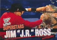 2001 WWF WrestleMania (Fleer) Jim Ross 32