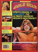 Gold Belt Wrestling - December 1989