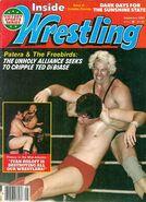 Inside Wrestling - September 1981