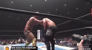 NJPW World Pro-Wrestling 13 7