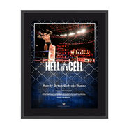 Randy Orton Hell In A Cell 2017 10 x 13 Commemorative Photo Plaque