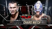 Randy Orton vs. Rey Mysterio TLC 2018