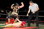 CMLL Martes Arena Mexico (February 5, 2019) 4