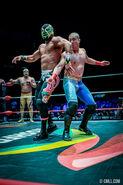 CMLL Martes Arena Mexico (January 7, 2020) 7