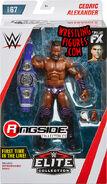 Cedric Alexander (WWE Elite 67)