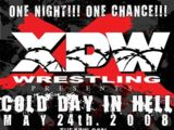 XPW Cold Day in Hell 2008
