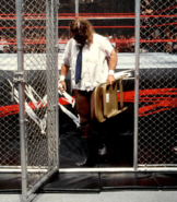 Mankind vs The Undertaker Hell in a Cell Match King of the Ring 1998 2