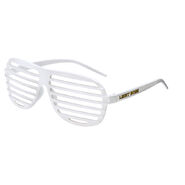 Sasha Banks White Legit Boss Shades