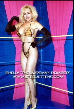 Shelly the burbank bomber