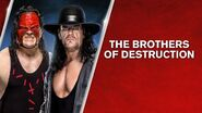 The Brothers of Destruction (Network Collections)
