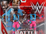 WWE Battle Packs 46 Xavier Woods & Kofi Kingston
