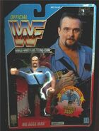 WWF Hasbro 1991 Big Boss Man