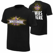 WrestleMania 30 I Was There Black T-Shirt