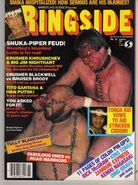 Wrestling Ringside - March 1985