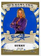 2016 Leaf Signature Series Wrestling Sunny 79