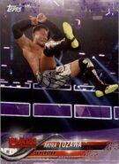 2018 WWE Wrestling Cards (Topps) Akira Tozawa 4