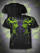 Jeff Hardy Split Cross T-Shirt