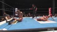 NJPW World Pro-Wrestling 9 9