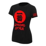 Shinsuke Nakamura Ichiban Women's Authentic T-Shirt