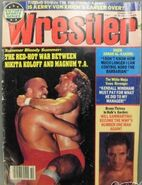 The Wrestler - October 1986