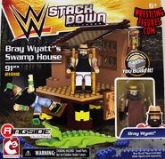 WWEStackdownBrayWyattSwampHouse
