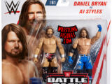 WWE Battle Packs 61