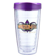WrestleMania 34 16oz Tumbler