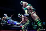 CMLL Martes Arena Mexico (February 25, 2020 18