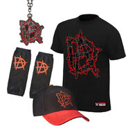 Dean Ambrose This Lunatic Runs The Asylum Halloween T-Shirt Package