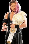 EVIL IWGP IC Champ
