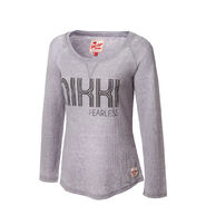 Nikki Bella Fearless Long Sleeve Thermal