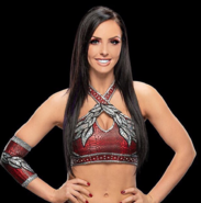 Peyton Royce red gear