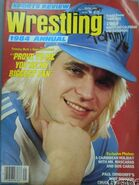 Sports Review Wrestling - Spring 1984